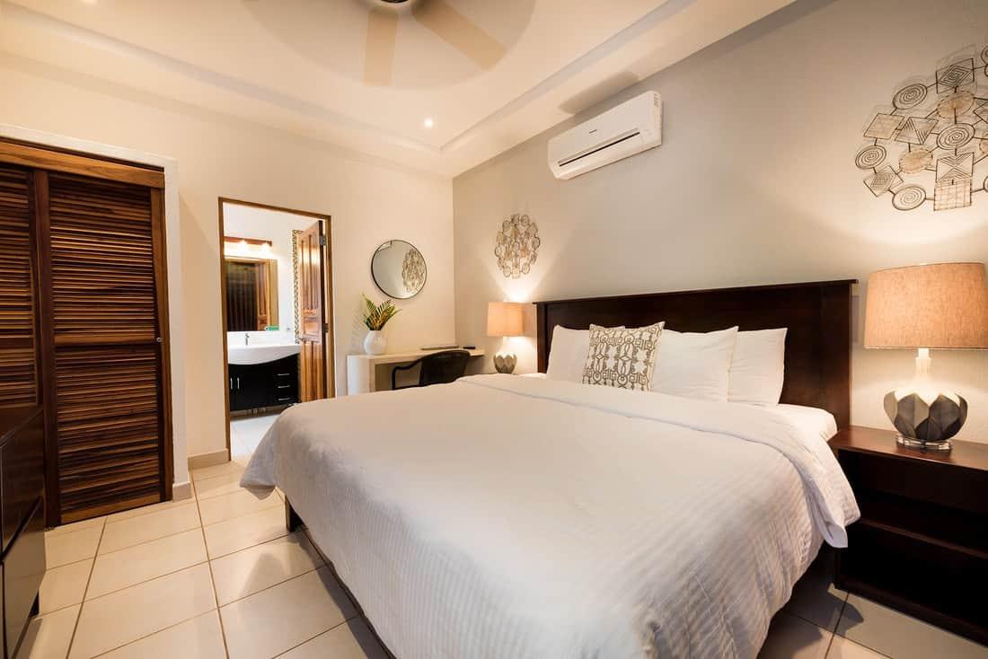 Playa Grande Hotel room