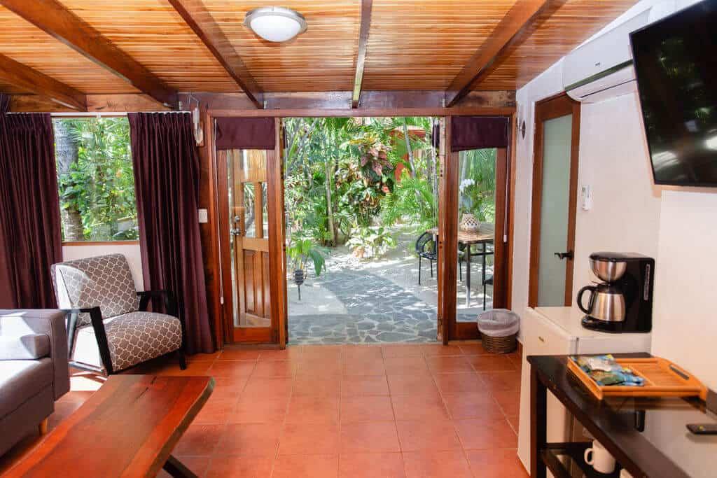Bungalow Playa Grande Costa Rica