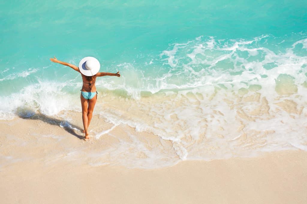The perfect Playa Grande Beach Day